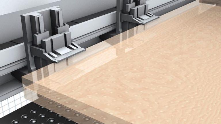 BHX 500 CNC systém