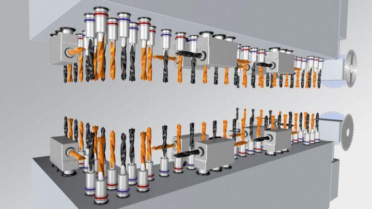 BXH 500 příklad konfigurace