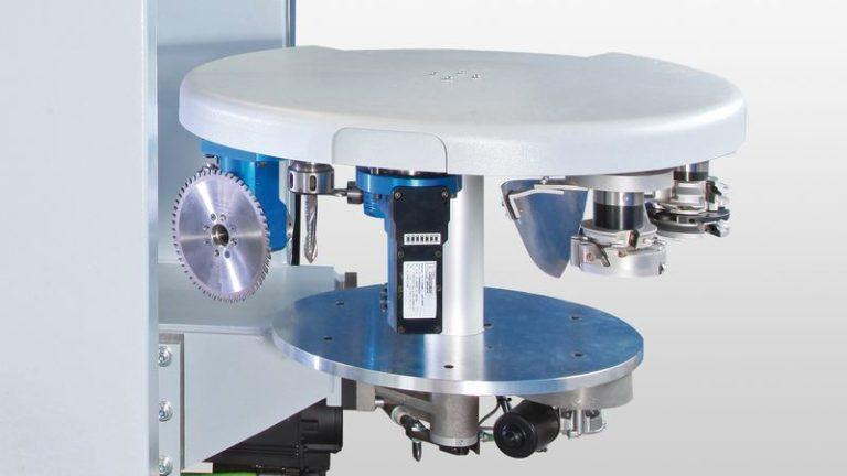 CNC CENTATEQ P-110 zásobník nástrojů