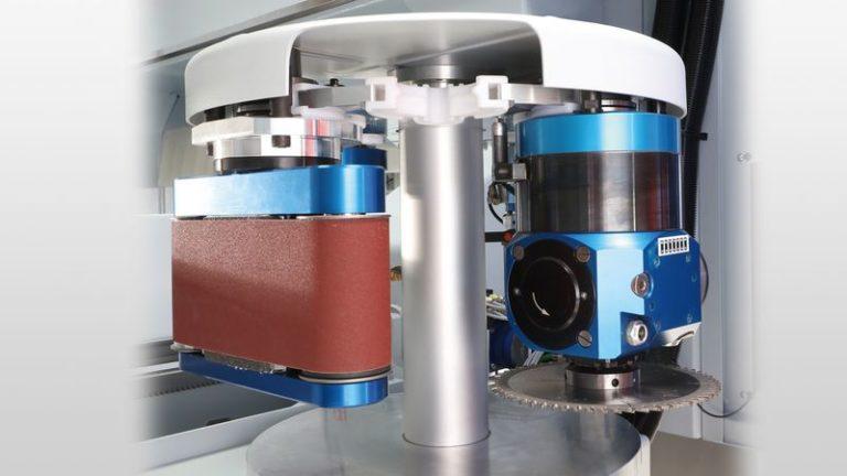 CNC CENTATEQ p-110 výměnna nástrojů
