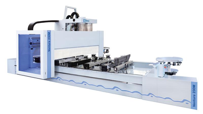 centateq e-500 CNC