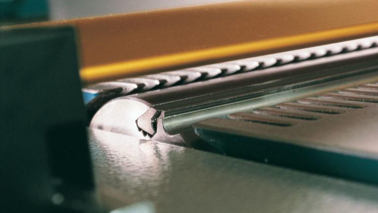 Srovnávací frézka MARTIN T54 TERSA nože