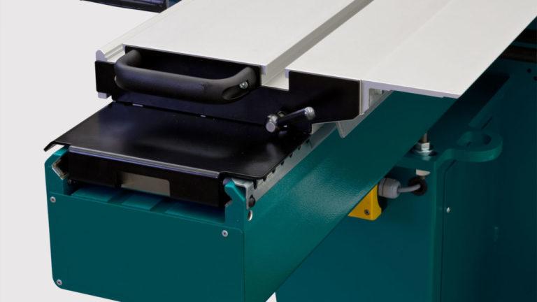 Vedeni formatovaciho stolu formatka MARTIN