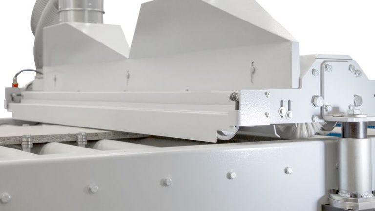 Laminovací kašírovací lis LAMTEQ F-200 čistící modul