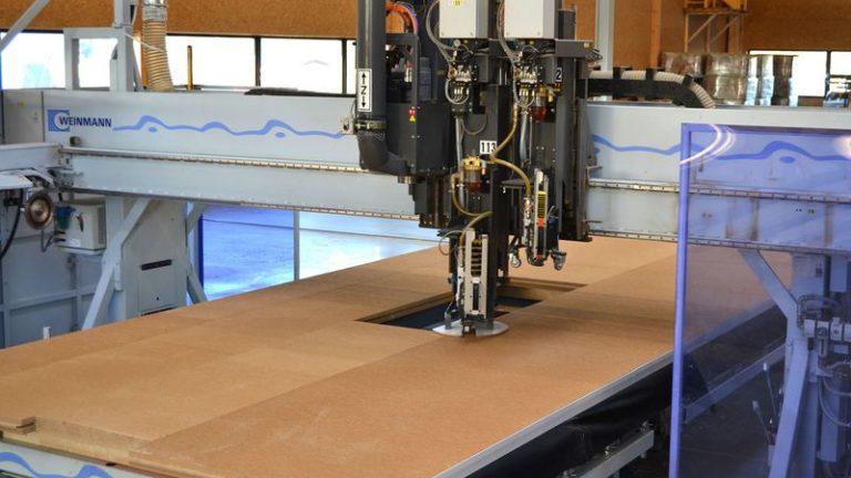 Multifunkční CNC most WALLTEQ M-380