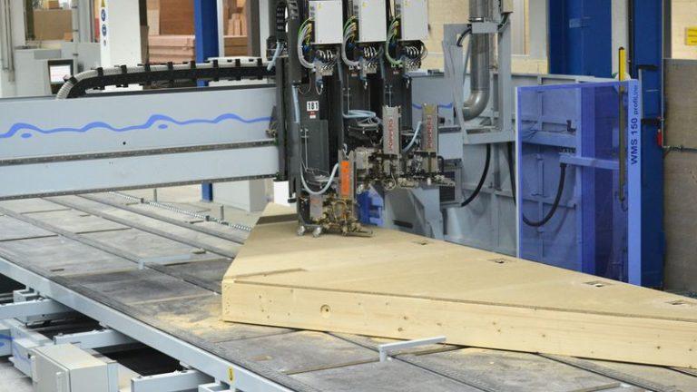 Multifunkční CNC most WALLTEQ M-340