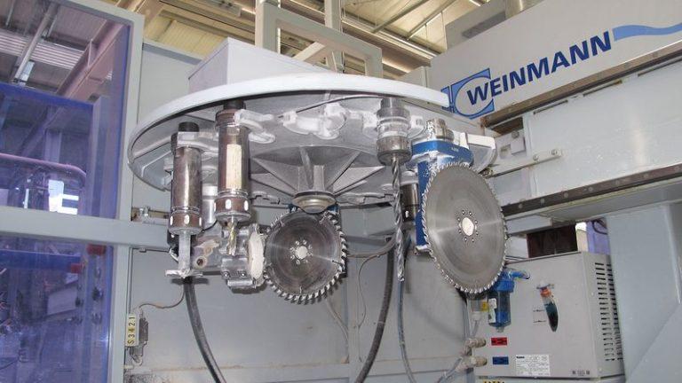 Multifunkční CNC most WALLTEQ M-340 nástroje