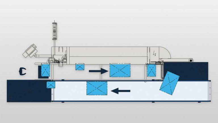 LOOPTEQ O-300 dopravník