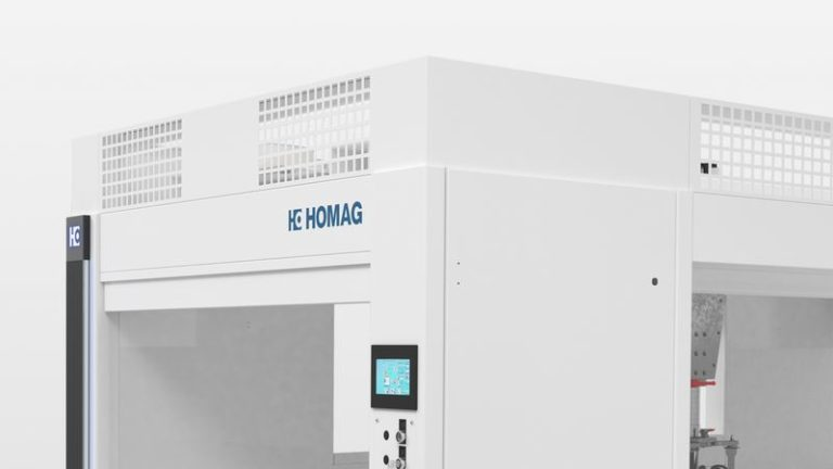 Lakovací stříkací automat SPRAYTEQ S-100 tlaková komora