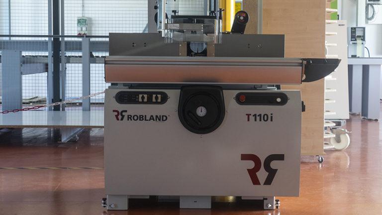 Spodní frézka ROBLAND T110i