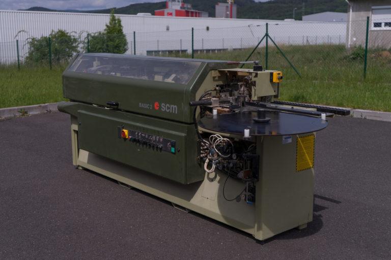 SCM Basic 2 použitý stroj