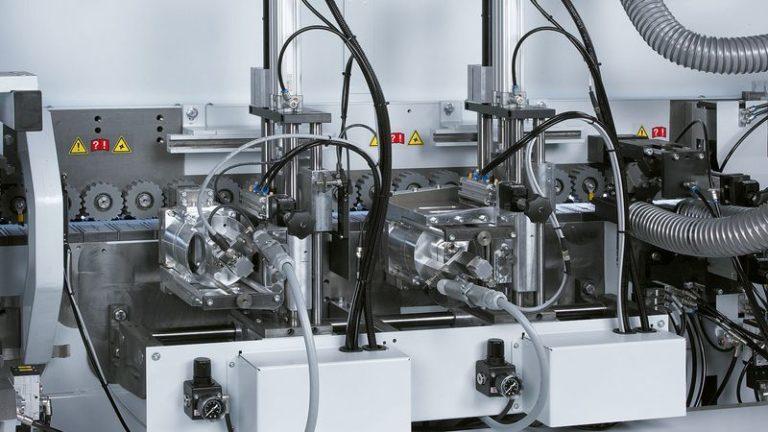 Dvoumotorový Zaoblovací Agregát MF50