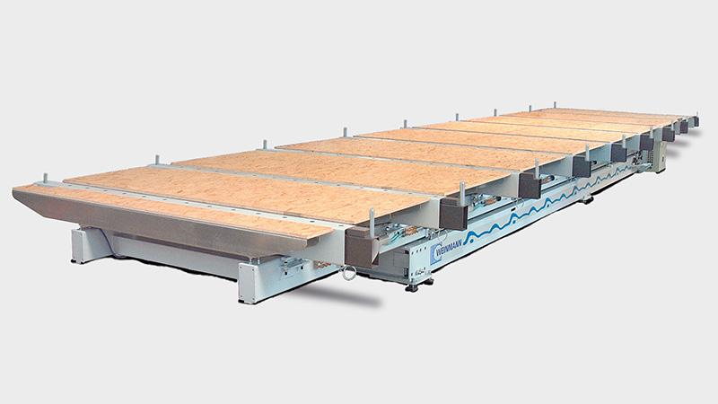 Univerzální tesařský montážní stůl WEINMANN BUILTEQ A-500