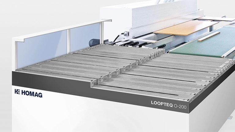 Zpětný dopravník LOOPTEQ O-200